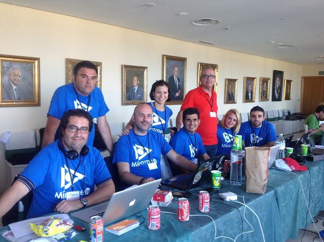 NexGlobal en los Telemaratones Solidarios