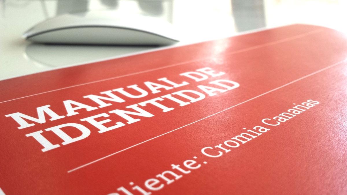 manual de identidad Cromia canarias Nexglobal